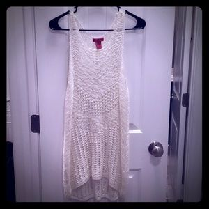 Creamy white top , in like new condition